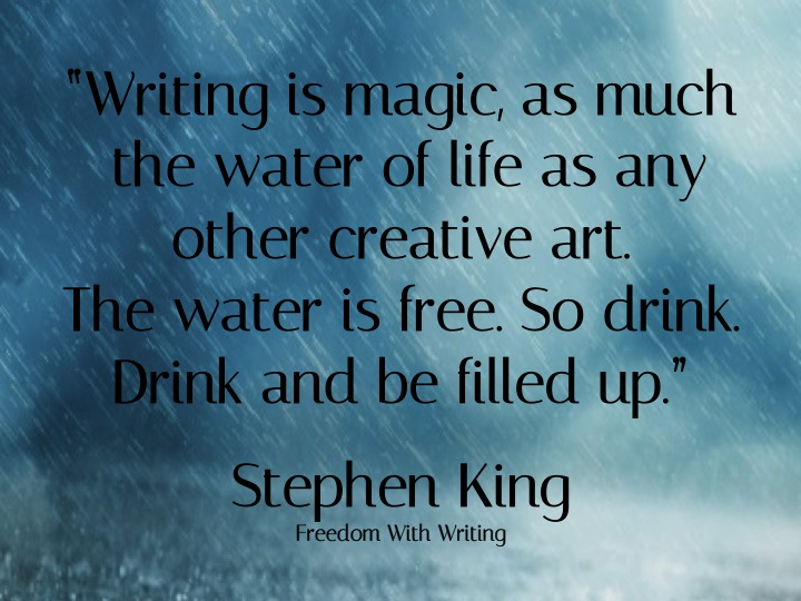 4 Stephen King Quotes that Will Inspire You to Become a Writer