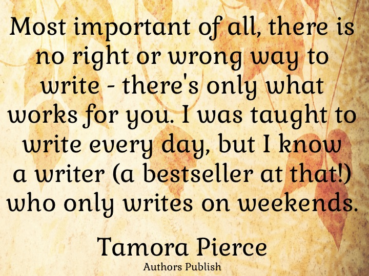 5 Writing Quotes That Take The Pressure Off