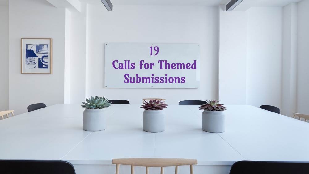 Call for submissions personal essays on life