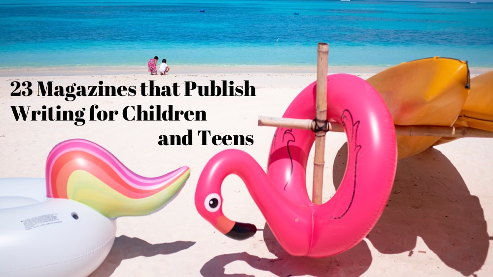 Writing magazines for teens